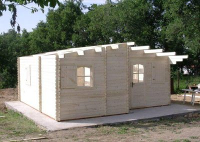 Casa abitabile modello MARTA