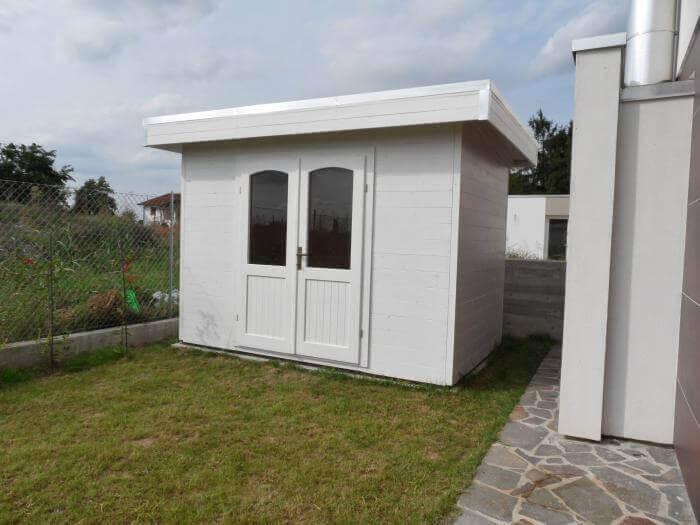 Casetta in legno modello MAX – MADE IN ITALY