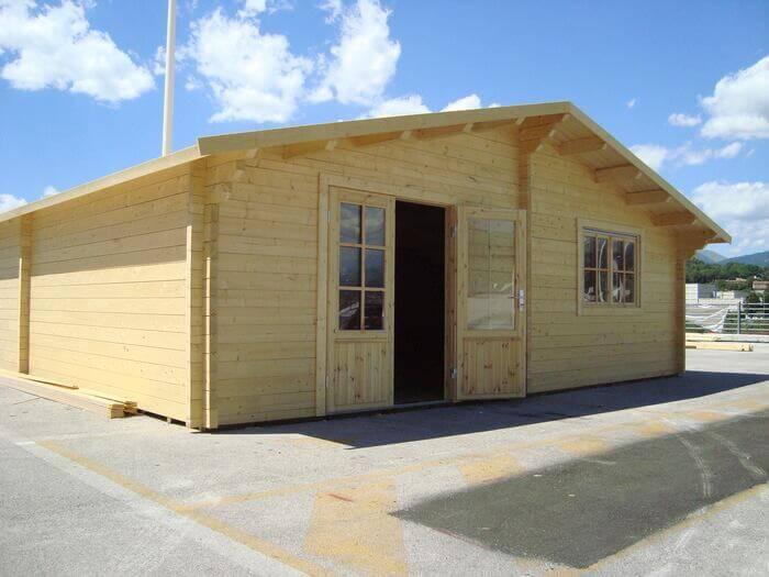 Casa abitabile modello ANNA