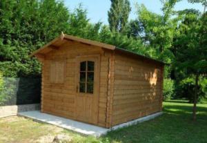 Casette in legno da giardino made in italy amalegno - Casette per giardino ikea ...