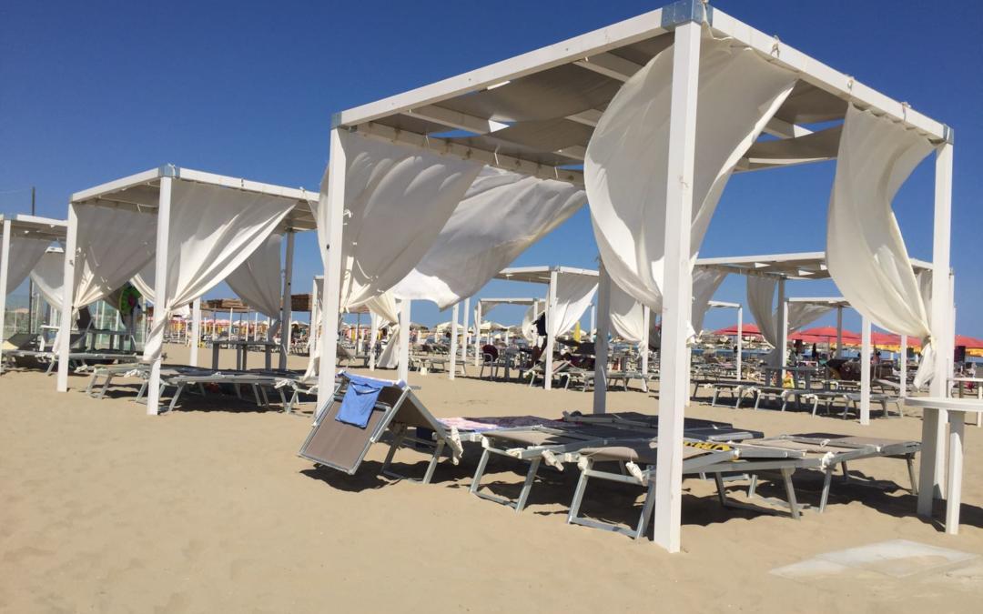 Soluzioni per la spiaggia